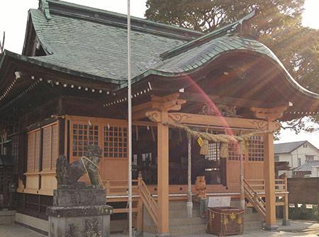 四王子神社