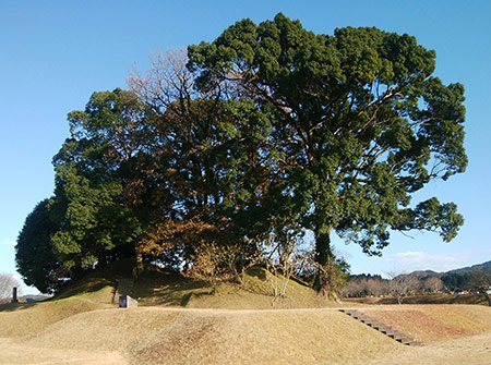 日本遺産江田船山古墳公園